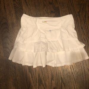 Girls tennis skirt